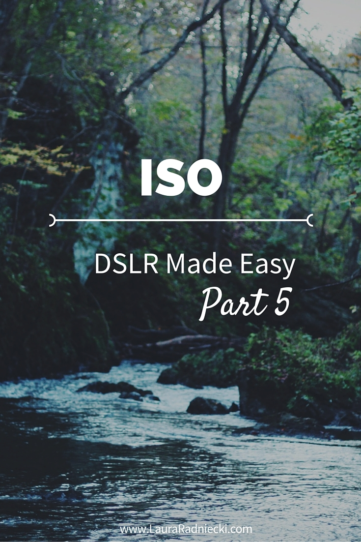 DSLR Made Easy- Part 5 - ISO