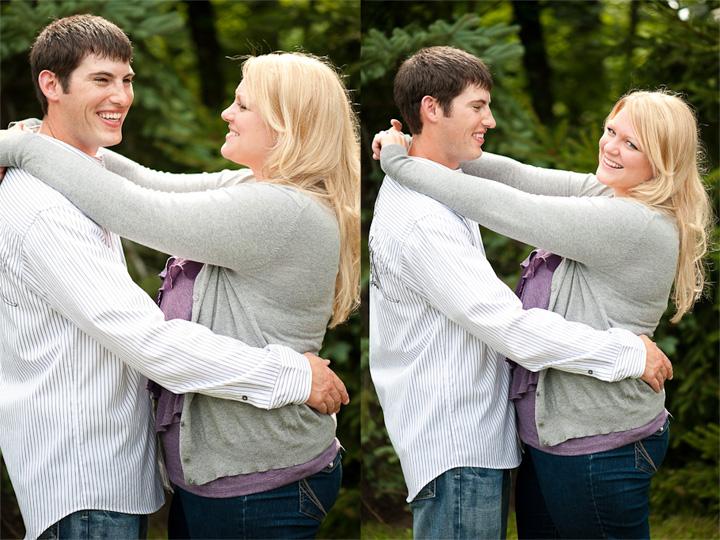 Kate + Mark – Brainerd, MN Engagement Photography