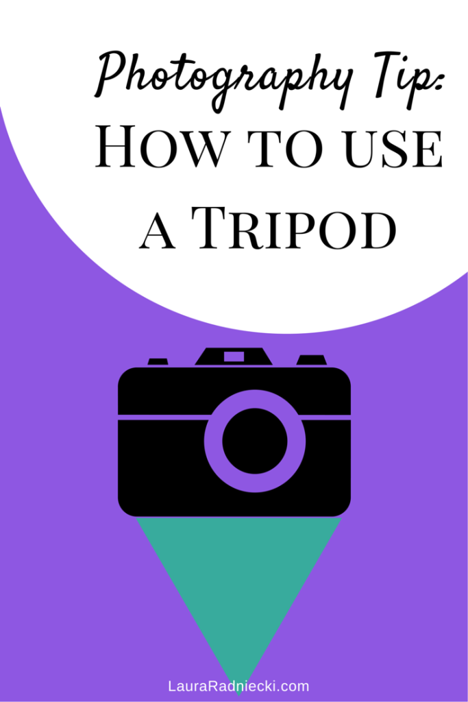 How to Use a Tripod | Photography Tip