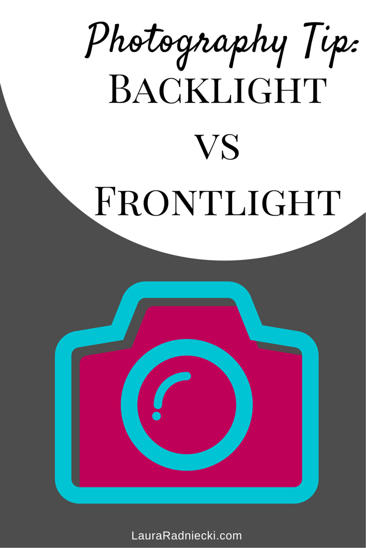 Backlight vs Front-light | Photography Tip