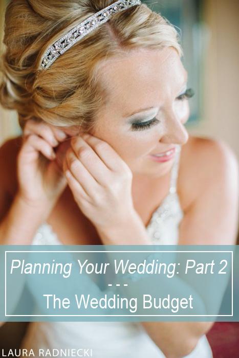 Wedding Planning - Creating Your Wedding Budget