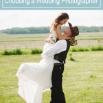 Wedding Planning - Choosing Your Wedding Photographer