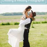 Wedding Planning - Choosing Your Wedding Photographer