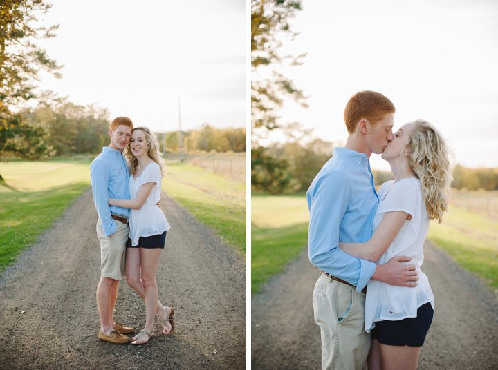 Kalie + Andrew – Engaged! | Brainerd, MN | Engagement Photography
