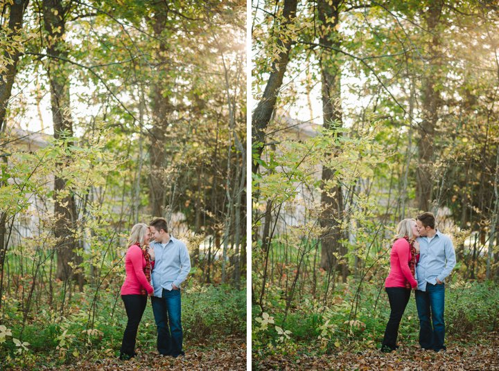 Kayla + Danny – Engaged! | Brainerd, MN | Engagement Photography