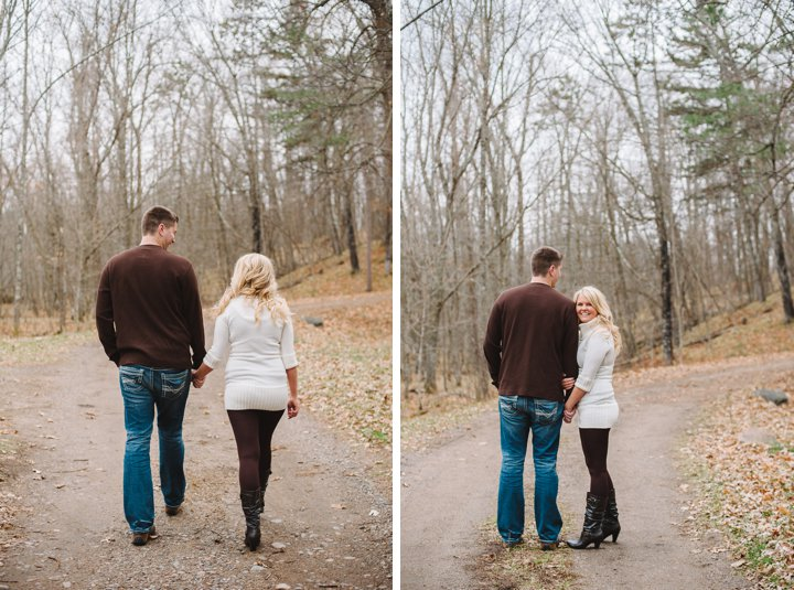 Taylor + Chase – Engaged! | Brainerd, MN | Engagement and Wedding Photography