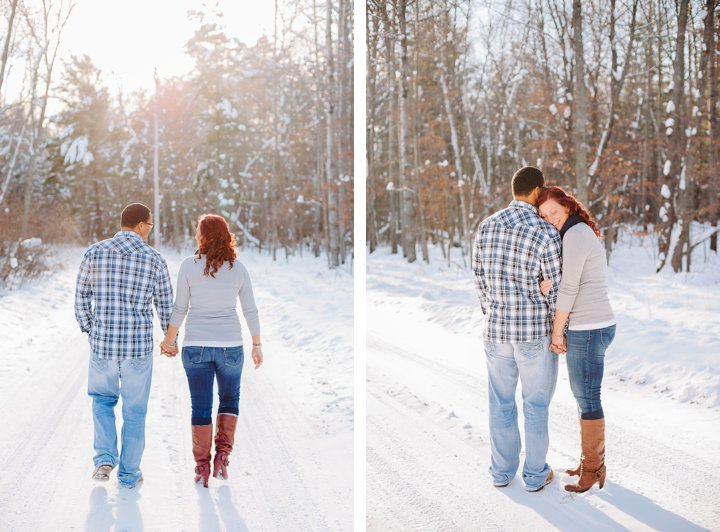Erin + CJ – Engaged! | Brainerd, MN | Engagement and Wedding Photography
