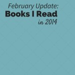 2014 - Books Read - February Update