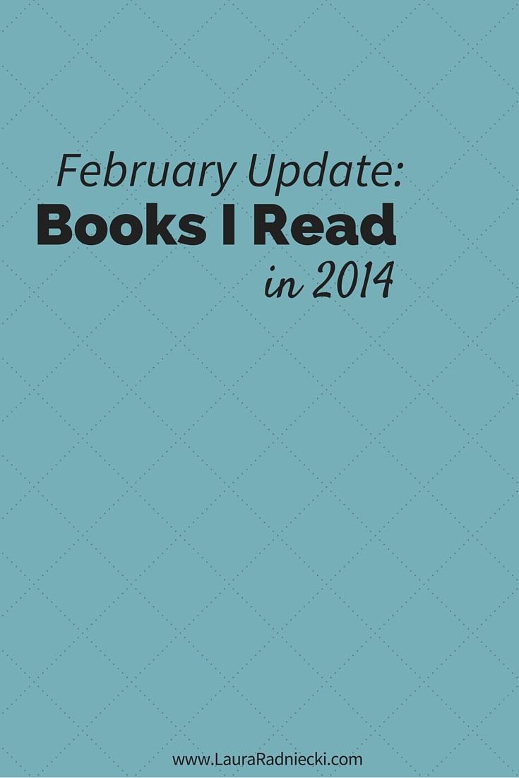 February 2014 – Books I Read