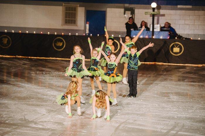 Vacationland Figure Skating Show, Brainerd, MN by Laura Radniecki, MN Photographer