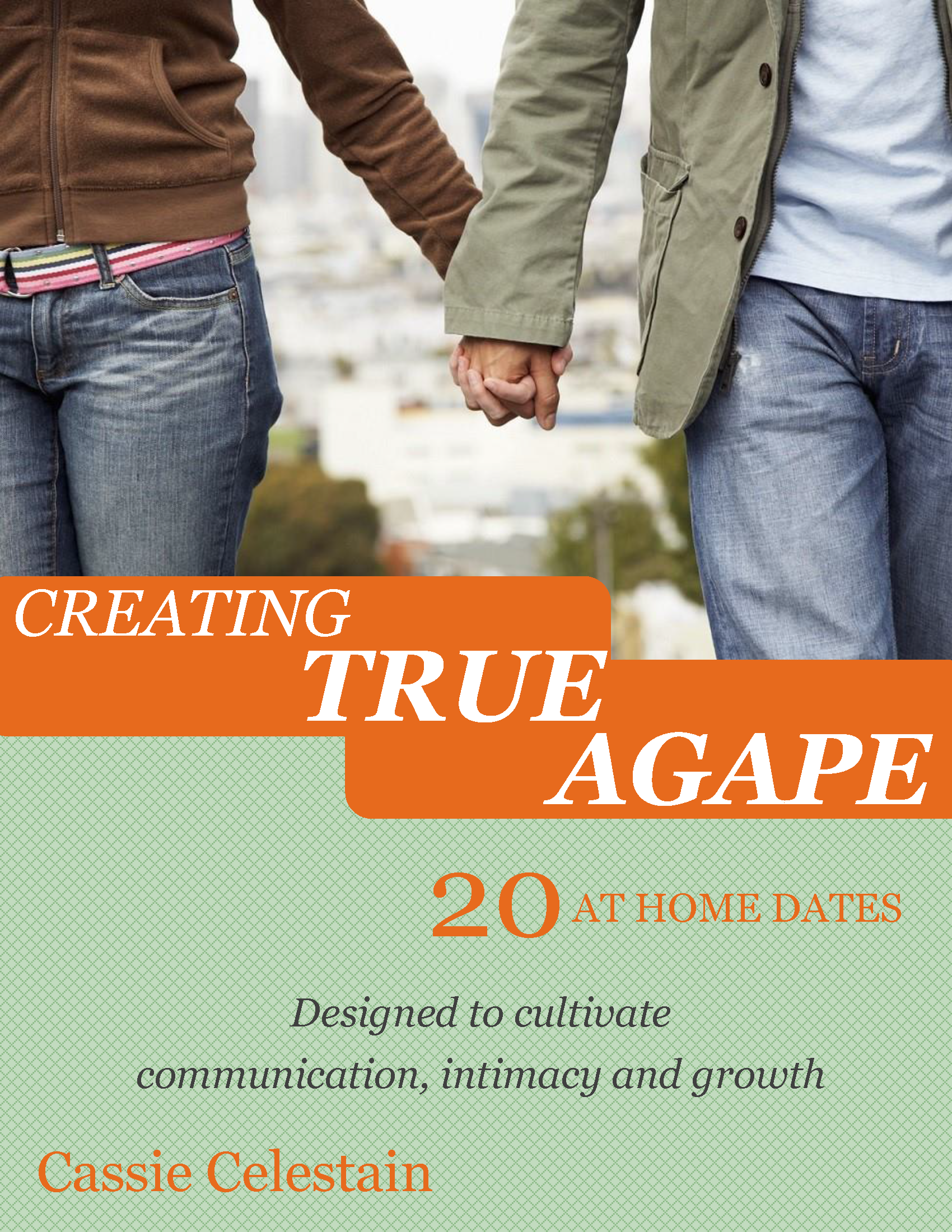 Creating True Agape – AND A Giveaway!