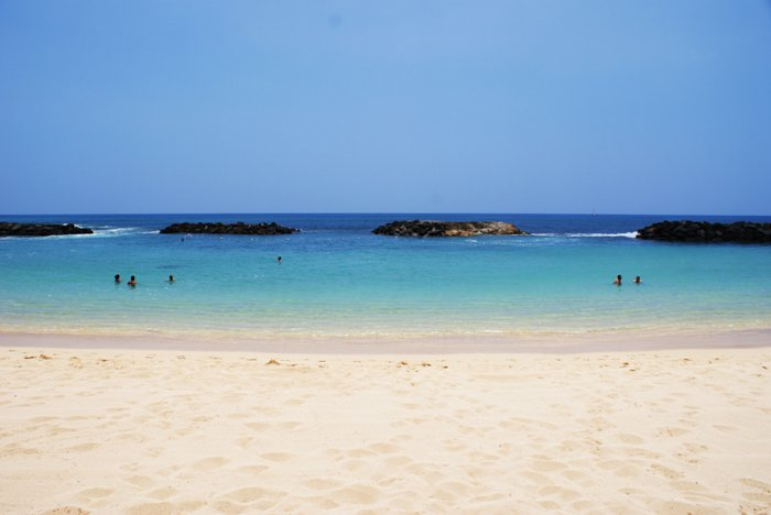 Ko'Olina Lagoons on Oahu, Hawaii by Laura Radniecki | 10 top things to do on oahu hawaii