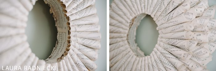 How to Make a Book Page Wreath | Tutorial for DIY Wreath with Book Pages