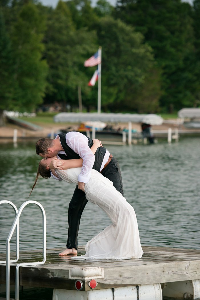 Wedding Photography by Laura Radniecki, Brainerd, Minnesota Wedding Photographer