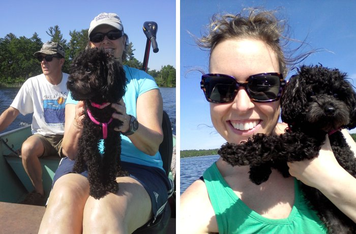 Sunshine, Boat Hair + Landscaping | Gratitude Friday – V.5