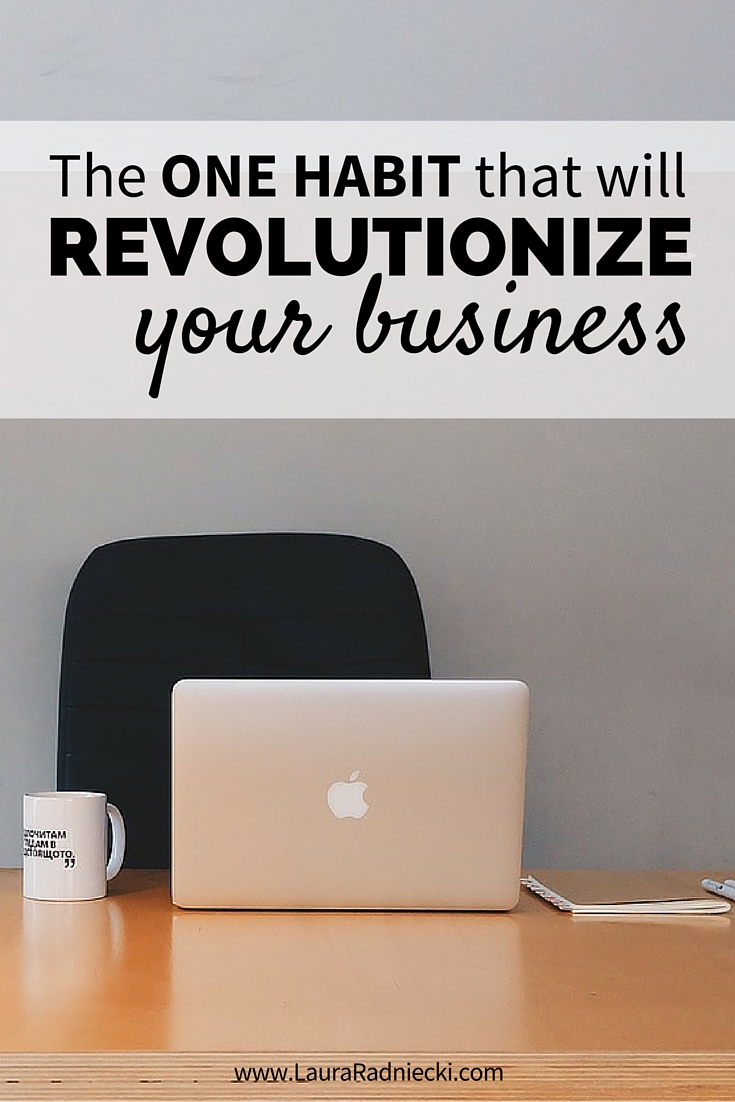 The ONE Habit That will Revolutionize Your Business - No Checking Email First Thing In the Morning