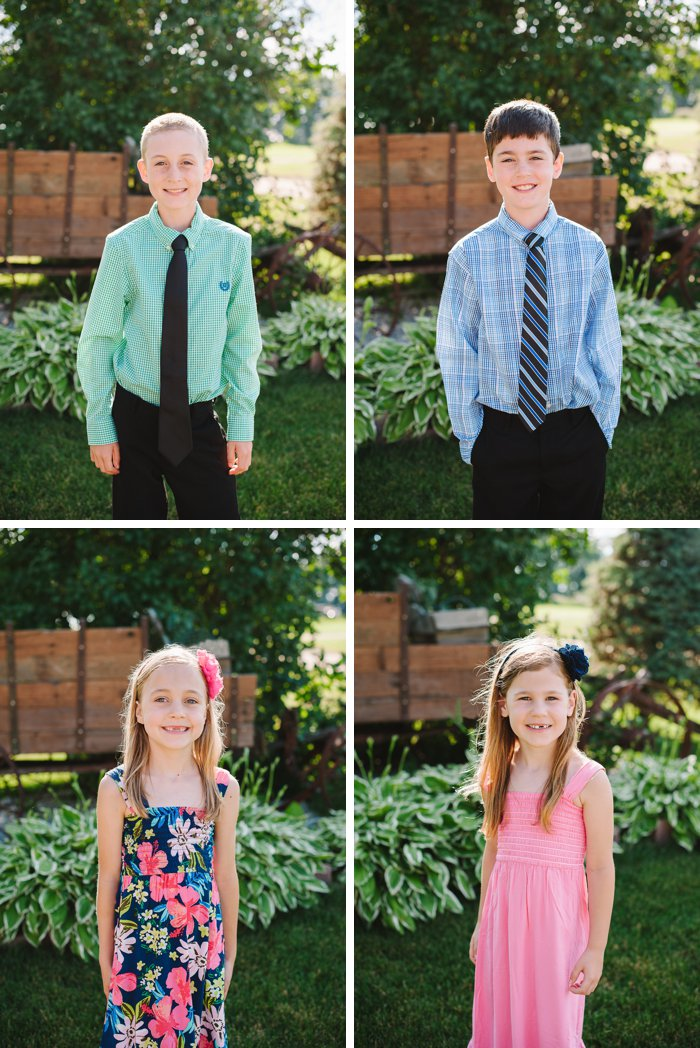 Thomes Family | Brainerd, MN | Family and Children Photography