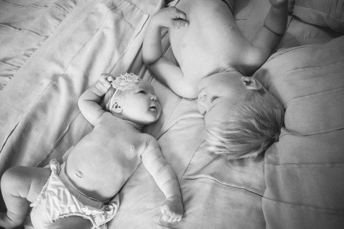 In Home Lifestyle Family + Newborn Photography | Brainerd, MN photographer Laura Radniecki