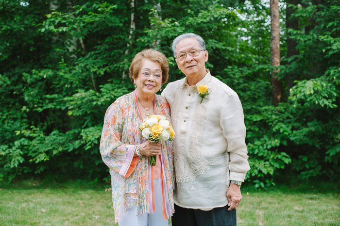 50th Wedding Anniversary Vow Renewal | Breezy Point Resort