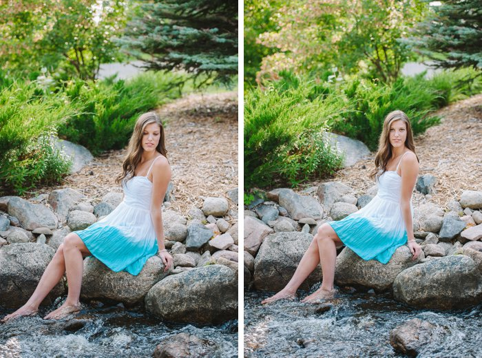 Laura | Kavanaugh's Resort | Brainerd, MN Senior Photography