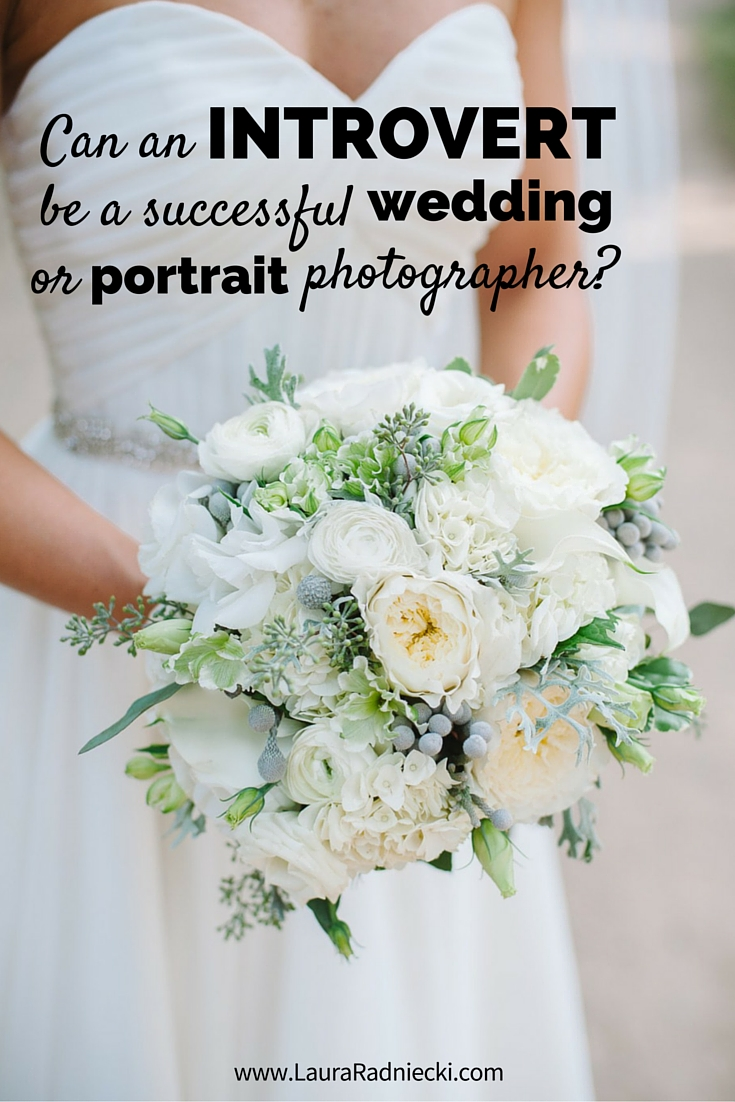 Can an introvert be a successful wedding or portrait photographer- YES. | Can an introvert be a successful photographer?