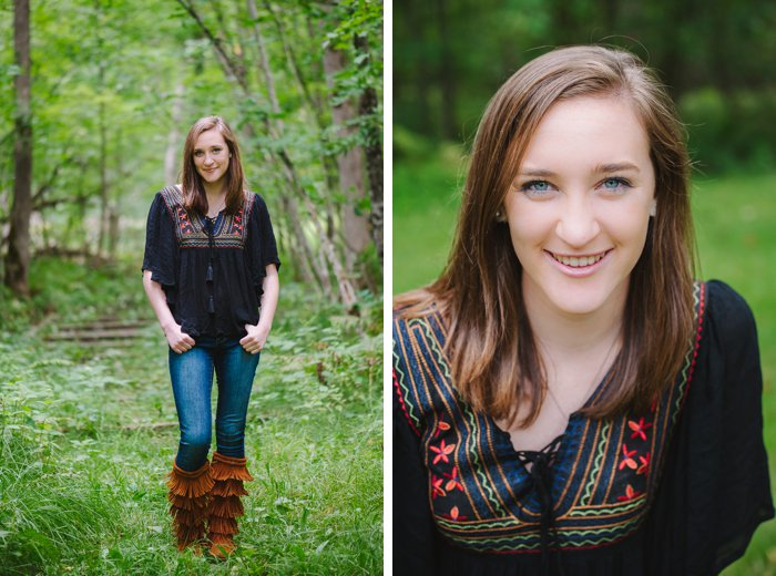 Brainerd, MN Senior Photography | Laura Radniecki Images | Senior Photographer