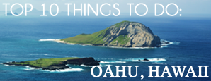 Top10ThingsToDoonOahuHawaii