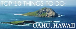 Top10ThingsToDoonOahuHawaii