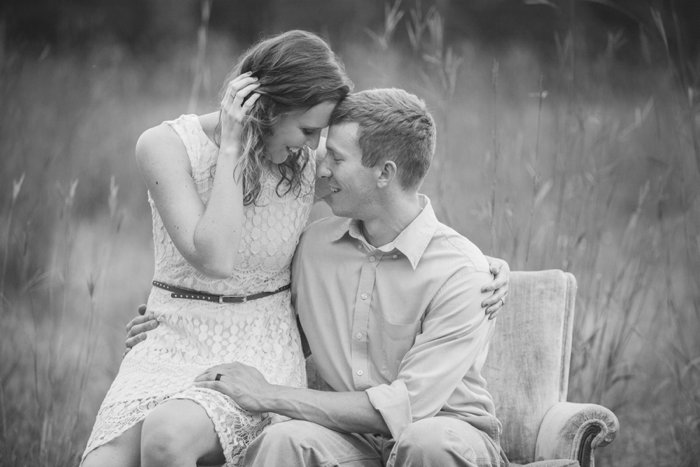 Laura and Matt Radniecki - Photo by Chelsie Elizabeth Photography