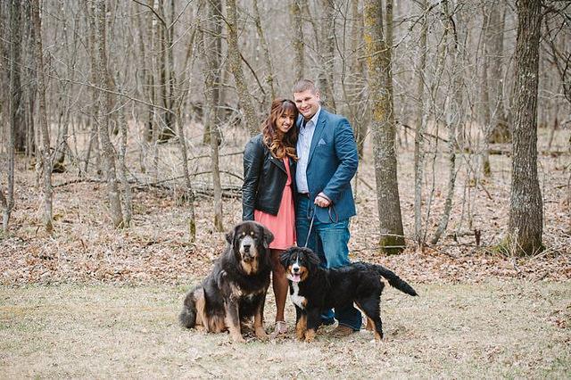 Rohana + Brandon Are Engaged! | Brainerd, MN Wedding Photographer