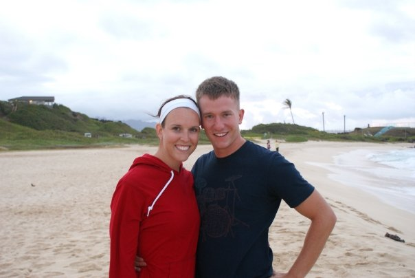Laura and Matt Radniecki - Oahu Hawaii