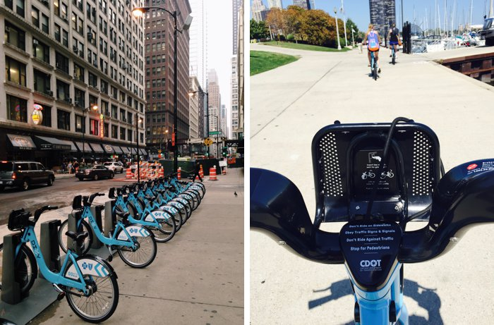 Divvy Bike Rentals in Chicago, IL | Top 5 Things to do in Chicago | Chicago Travel Tips | What to do in Chicago