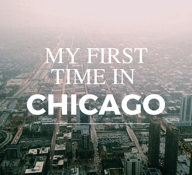 My First Time in Chicago - Laura Radniecki