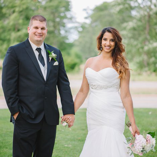 Rohana and Brandon | Crosslake, MN Wedding Photography by Laura Radniecki