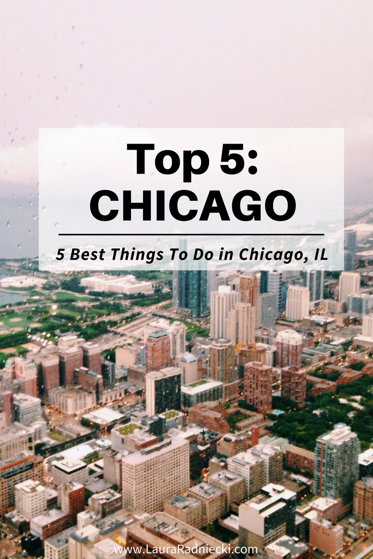 Top 5 Things to do in Chicago | Chicago Travel Tips | What to do in Chicago