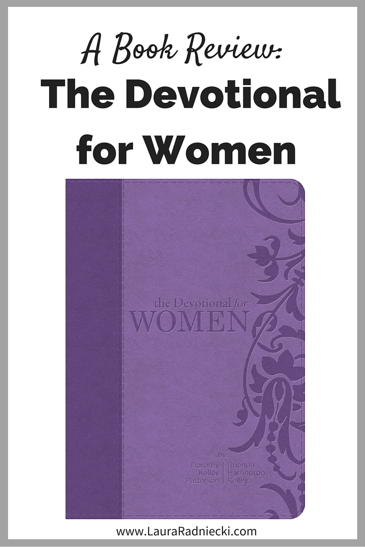 Book Review of The Devotional for Women - A Daily Devotional