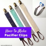 How to Make a Pacifier Clip – A Tutorial | Pacifier Clips DIY