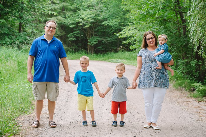 The Miller Family | Brainerd, MN Family Photography