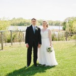 Lindstrom, MN Wedding Photography | Winehaven Wedding | St. Bridget of Sweden Catholic Church Wedding