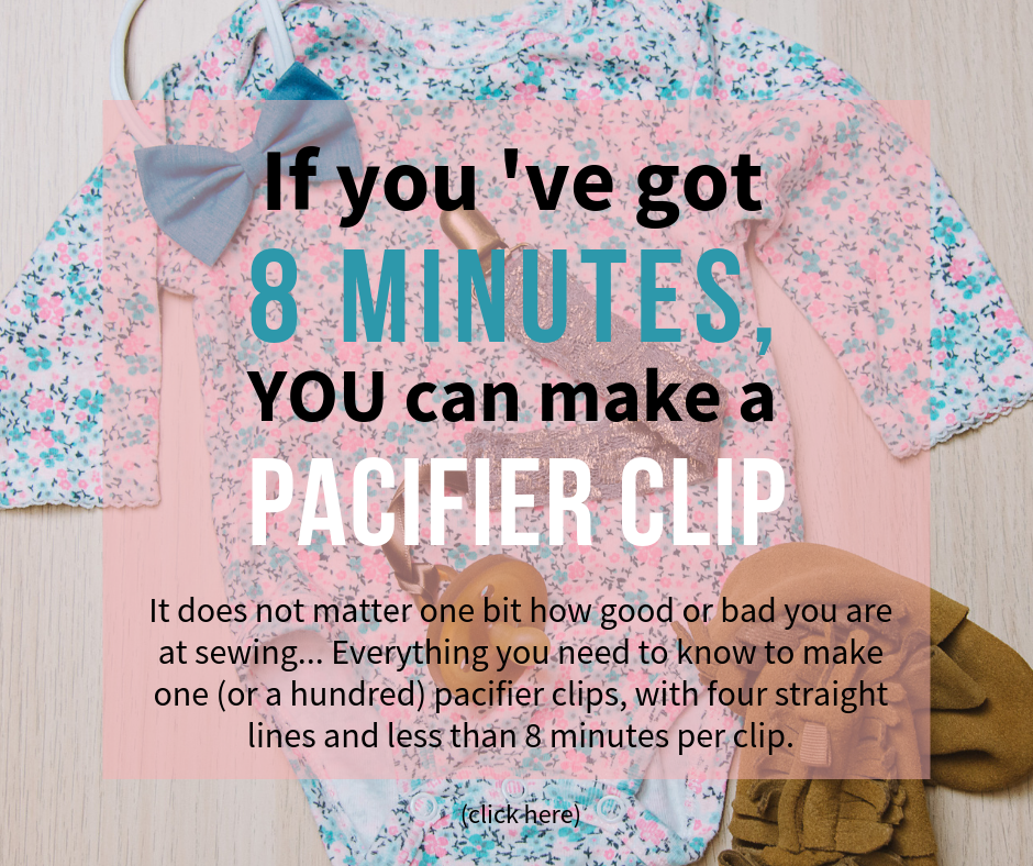 The Perfect Pacifier Clip guide