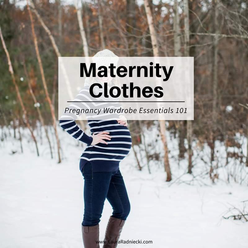 Maternity Wardrobe Essentials 101 - Pregnancy Clothing Simplified | Pregnancy Wardrobe | Pregnancy and Maternity Clothes | Maternity Tips