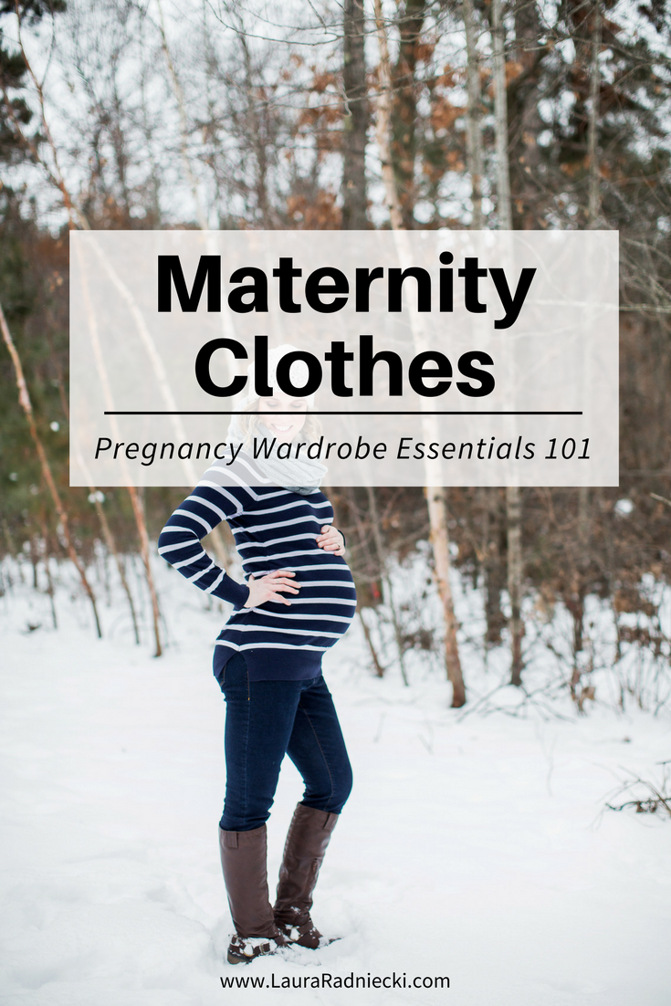 Maternity Wardrobe Essentials 101 - Pregnancy Clothing Simplified | Pregnancy Wardrobe | Pregnancy and Maternity Clothes | Maternity Tips | Maternity Fashion, Maternity Outfits | Maternity Capsule Wardrobe