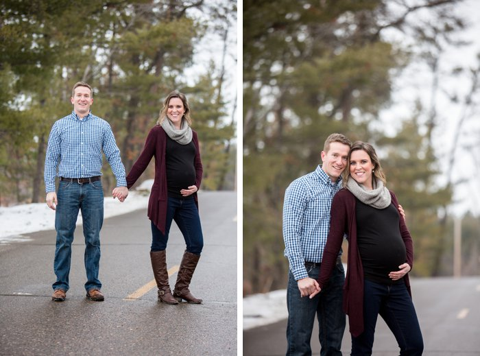 Maternity Photos | Laura Radniecki | Baby Boy
