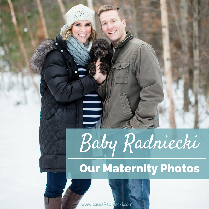 Waiting on Baby Radniecki - Our Maternity Photos 2016