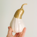 DIY Fall Pumpkins and Gourds - A Tutorial - Spray Painted Easy Fall Decorations