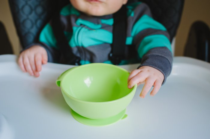 Nuby Sure Grip Suction Bowl Review