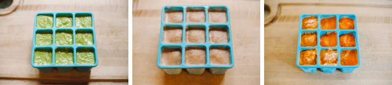 Nuby Garden Fresh Freezer Tray Product Review