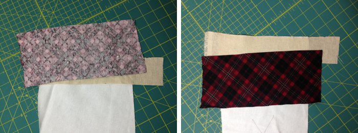 How to sew patchwork