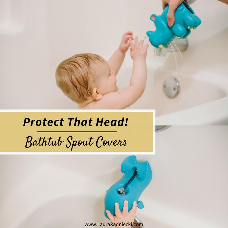 Bathtub Faucet Spout Covers Product Reviews - Nuby Hippo Spout Guard - Skip Hop Moby Whale Spout Cove
