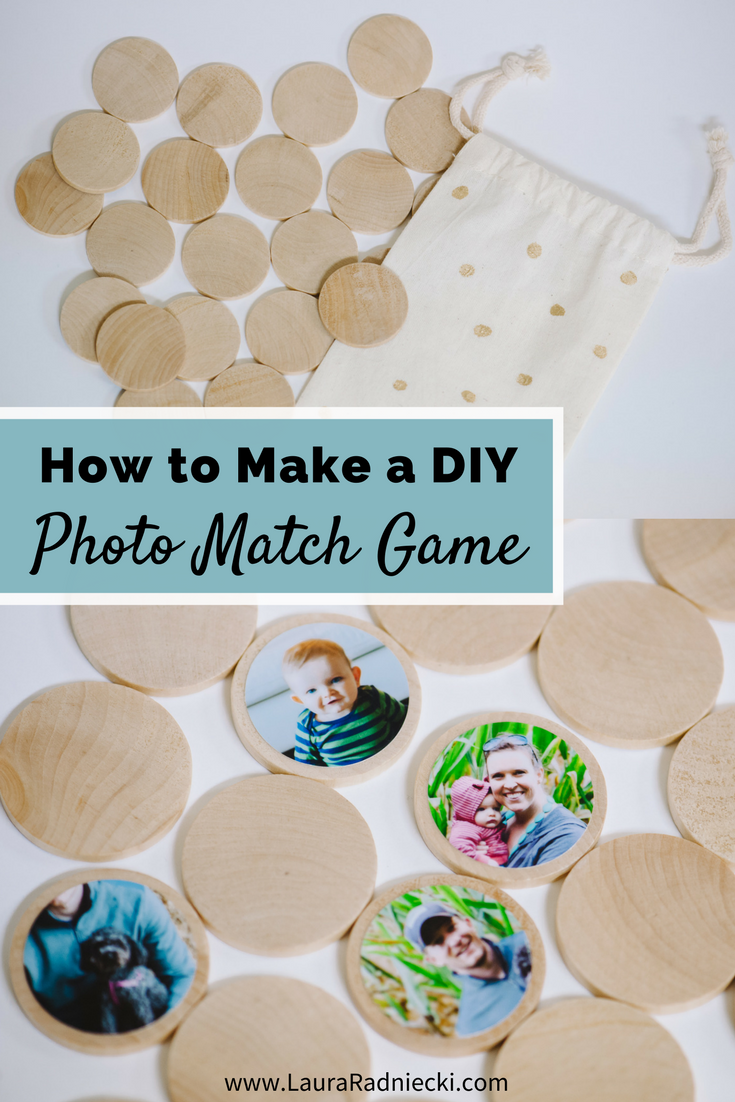 How to Make a DIY Memory Match Game | Toddler and Kids Crafts | Homeschool Daycare craft learning idea | Match game for kids, memory game for kids, matching games for toddlers, matching games for kids